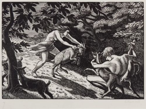 The Wood Engravings Of Gwen Raverat. London, Faber and Faber, 1959.