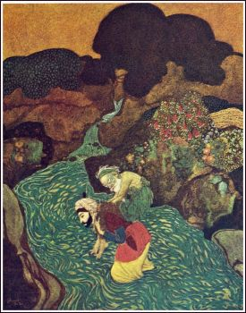 Sinbad The Sailor And Other Stories From The Arabian Nights, 1914.