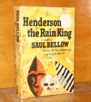 Henderson The Rain King, 1959.