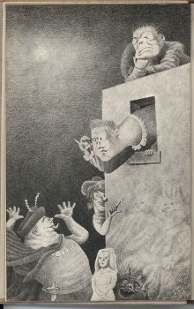 The Devil's Heir And Other Tales From 'Les Contes Drolatiques', 1945.