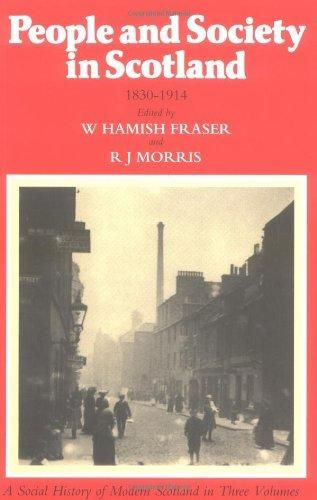 People And Society In Scotland: A Social History Of Modern Scotland, Volume