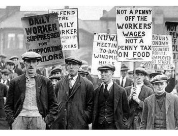 Outline Of The History Of The Modern British Working-Class Movement, 1916.