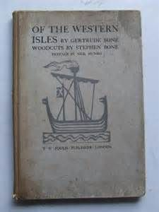 Of The Western Isles, 1925.