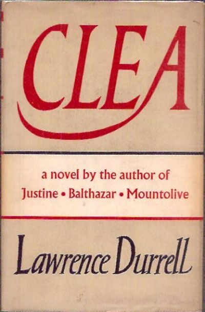 Clea, 1960 (first edition)