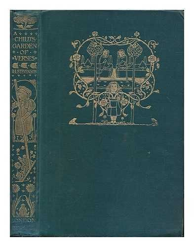 A Child's Garden of Verses, 1896 (1st Edition)