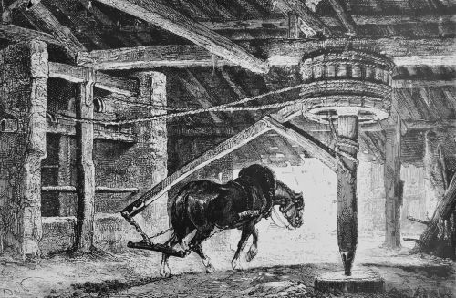 Underground Life; Or Mines And Miners, 1869.