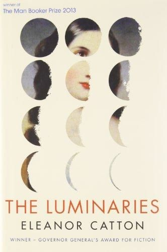 The Luminaries (uncorrected proof copy)