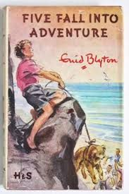 Five Fall Into Adventure, 1951