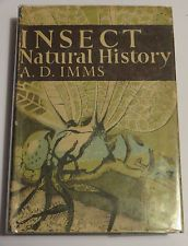 Insect Natural History, 1947.