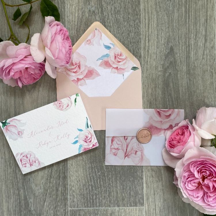 The Blush Collection