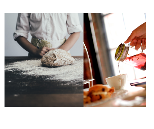 Basic Bread Course with Afternoon Tea
