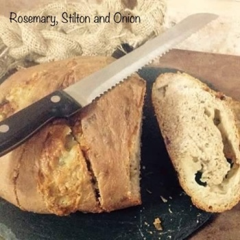 Rosemary, Stilton and Onion