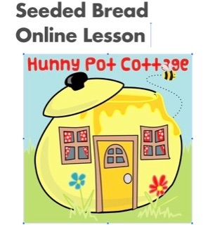 Seeded Bread Online Lesson