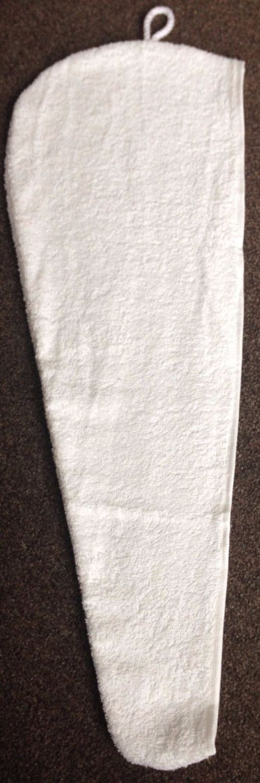 TURBIE TOWEL HAIR PLAIN COLOURS