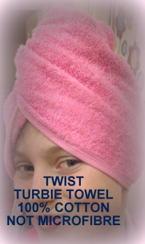 turbie towel