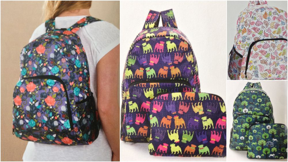 FOLDABLE RUCKSACKS