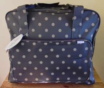CHARCOAL SEW MACHINE BAG
