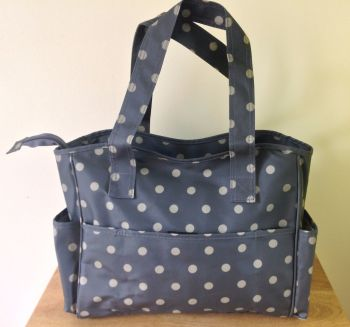 charcoal craft bag