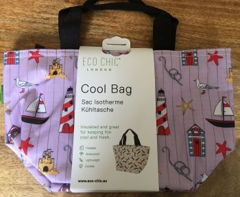 COOL BAG SEASHORE PINK