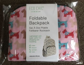 FLORAL SCOTTIE DOGS PALE PINK