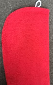 TURBIE RED TOP HALF