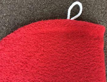 TURBIE RED CLOSE UP