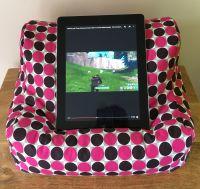 ipad beanbag pink spot 2