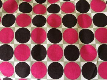 ipad beanbag pink spot close up