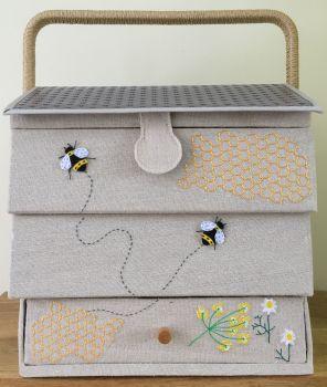 beehive basket 3