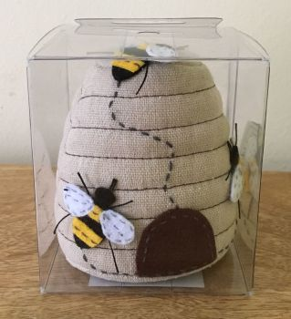 'BEEHIVE' PIN CUSHION