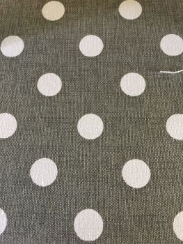GREY SPOT 2 DRAWER CLOSE UP