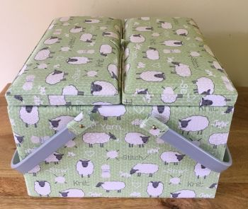 SHEEP TWIN LID
