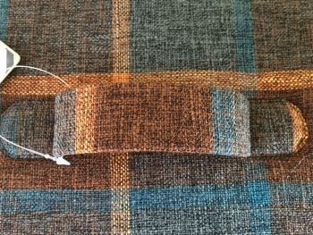 BLUE & BROWN TARTAN MED (2)