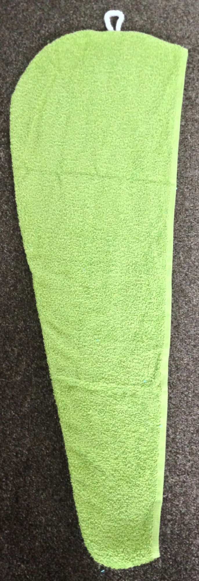 TURBIE TOWEL LIME GREEN