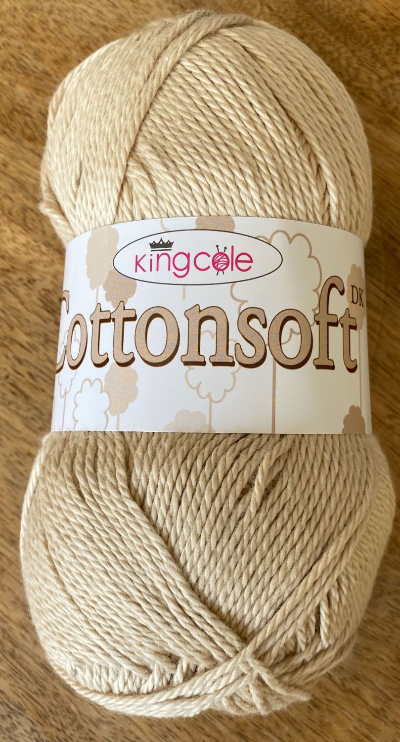 COTTON SOFT OYSTER