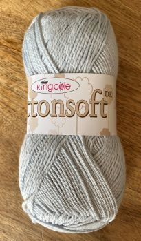 COTTONSOFT LIGHT GREY 3032