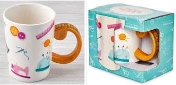 TAPE MEASURE MUG  - BOXED