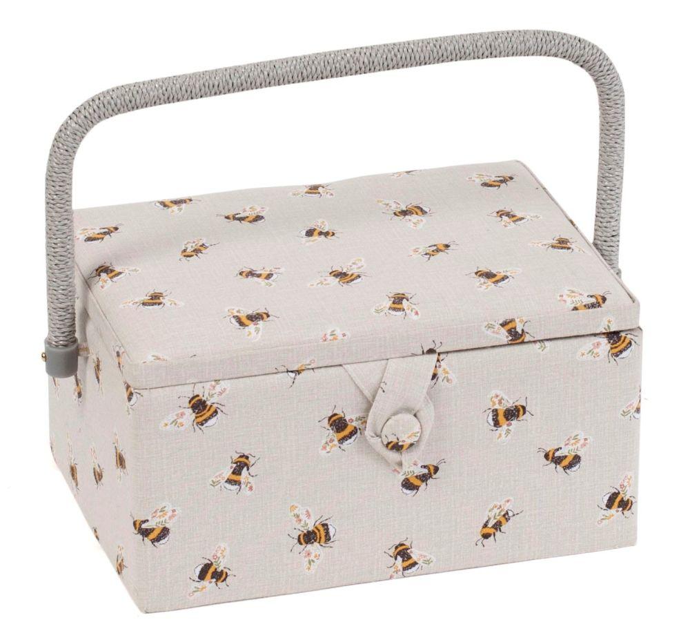 BEE MEDIUM SEWING BASKET
