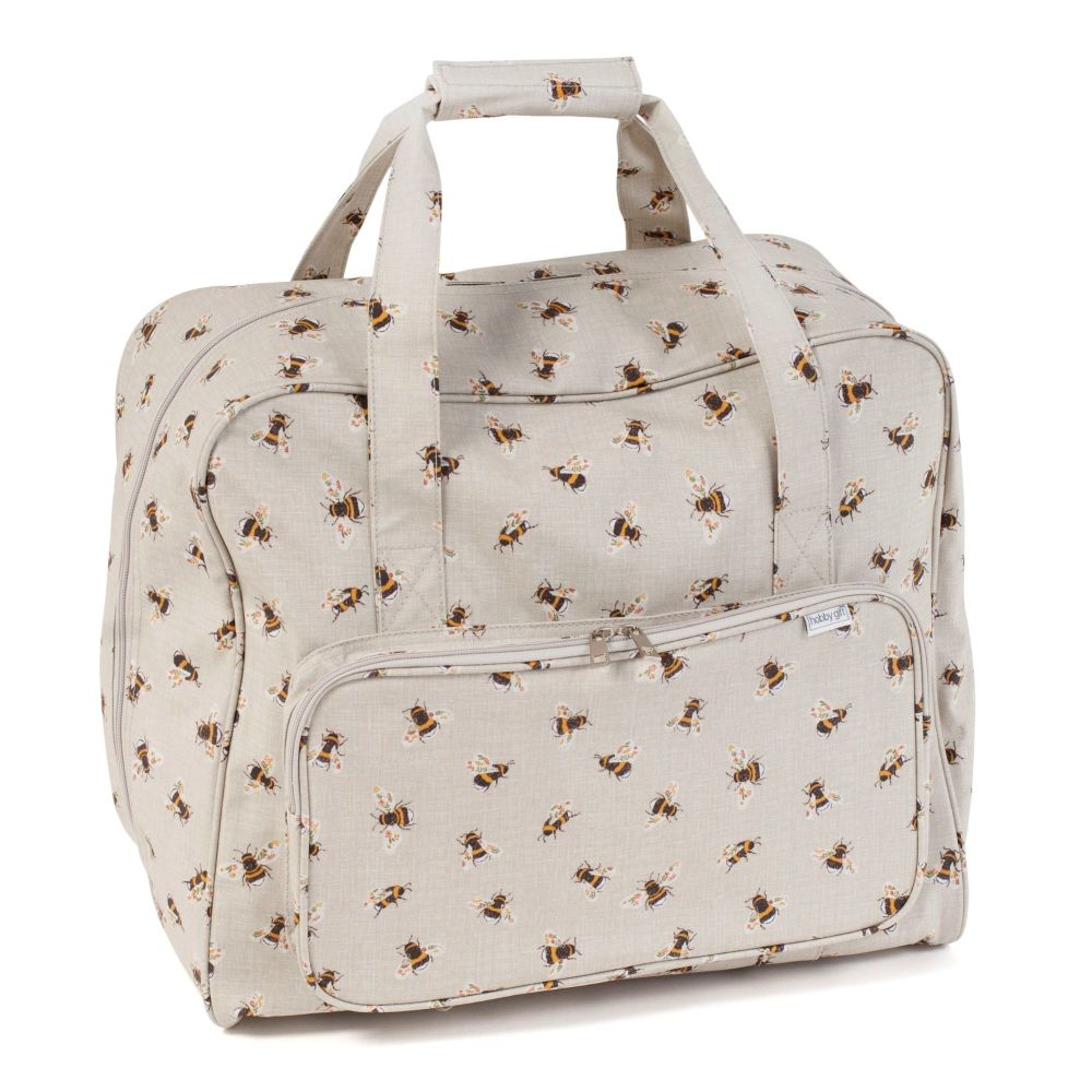 SEWING MACHINE CARRY BAG 'Bee' Design