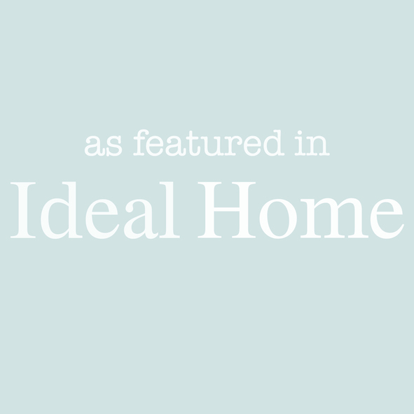 As seen in ideal homeblue with white