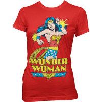Size 16. Wonder Woman Tshirt, Ladies cut