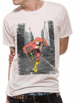 Size 20/22, XXL. The Flash Tshirt, Crew Cut