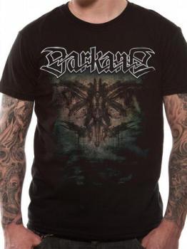 Size 20/22 XXL. Darkane Tshirt, Crew Cut