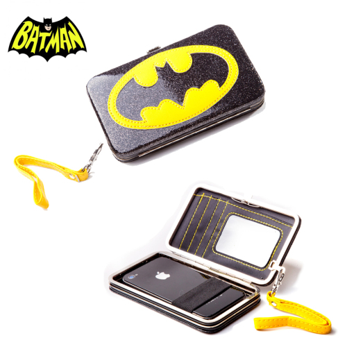 batman phone purse