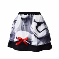 Peek-a-Boo skirt, ft. Storm Troopers