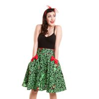 DC Poison Ivy Bow Skirt