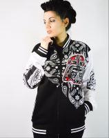 Sugar Skull Star Wars Varsity Jacket