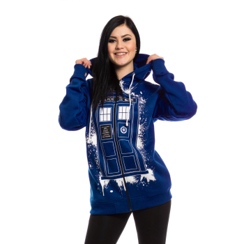 Doctor Who Hoodie