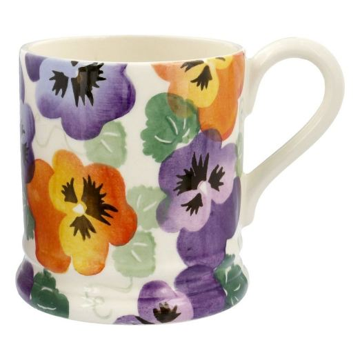 Emma Bridgewater has a wonderful range of mugs etc for the home