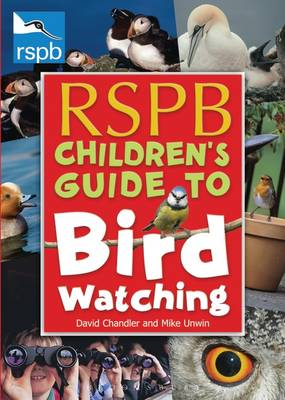 You can buy the RSPB's Children's Guide to Birdwatching from Foyles